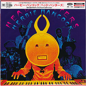Herbie Hancock - Head Hunters Japan SACD